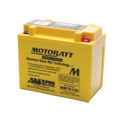 BATERIA MOTOBATT MBTX12U-HD P/ HARLEY DAVIDSON SPORTSTER, 883, IRON, XL1200