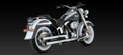VANCE HINES HARLEY DAVIDSON SOFTAIL DELUXE 2007 A 2015