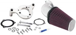 KIT FILTRO DE AR K&N PERFORMANCE HARLEY DAVIDSON ( SOFTAIL E TOURING )